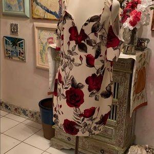Romance dress size 3x  $20 Never worn NWOT